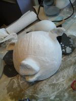 Amnesia: A Machine For Pigs WIP by TaliBelle-Cosplay