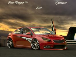 Chevy Cruze Germano and CHITA by Germanow17