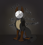 Tick Tock by coyotewinds
