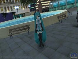 My Date with Miku by RJAce1014