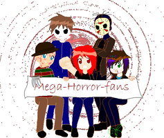 Mega-Horror-Fans by sam-the-vampire