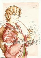 Bilbo Baggins by NekoWork