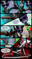 BS Round 4: Zero and Cyshkil VS Enforcer Page 33 by TheCau