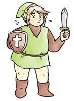 Chubby Link by pocket-arsenal