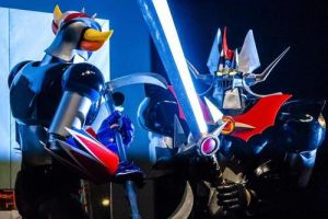 Grendizer and Mazinkaiser Cosplays by RyugaSSJ3