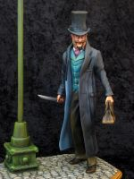 Jack The Ripper 3 by Blairsculpture