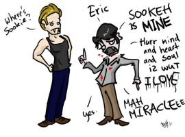 Eric and Bill by Yeehah