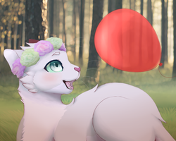 Red Balloon by Ainat-01