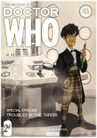 the second Doctor by Dawid-B
