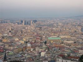 Naples by Piombo