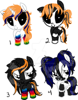 Promise and Cornaline's Babies by petshop101