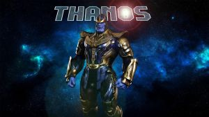 Thanos wallpaper 5 by Rippenstain