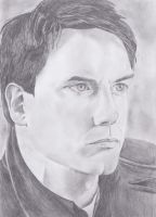 Captain Jack Harkness by thedoctor-donna