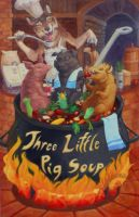Three Little Pig Soup by Tygwa