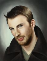 Chris Evans by boop-boop