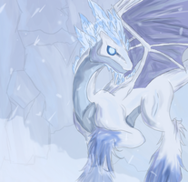 The Icewarden by TrufflePopElectric