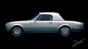 Peugeot 504cc - 1973 by DaniNeves
