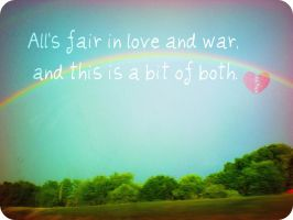 love and war by sarahrider