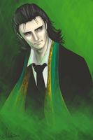 God of Mischief by ShootingStar03