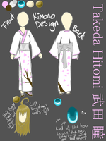 Takeda Hitomi concept by Friesles