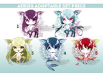 [OPEN] Aeries Adoptable Set Price by Isemiyaki