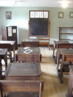 The Old Classroom by KfaeStock