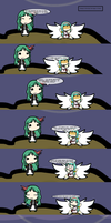 Kameyo's Past Episode 2: No longer a friend by springlover432