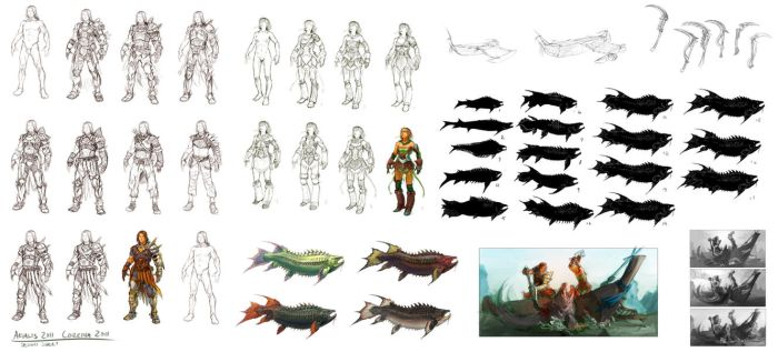 Arvalis and Corrina-2011 Design Sheet by arvalis