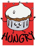 Hungry by iDrawArtShop