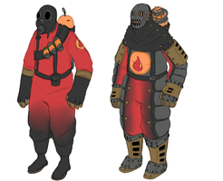 Tf2 Pyro by Artman9