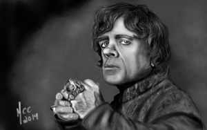 Tyrion Sketch by mccarmo