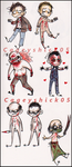 Outlast doodlez 1 by Cageyshick05