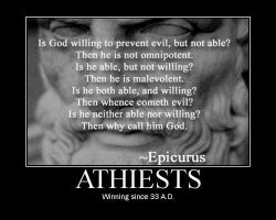 atheists by furika
