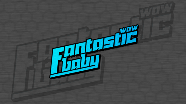 Fantastic Baby Wallpaper by Seanhawk23