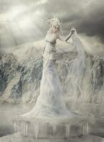 Ice Queen Of The Arctic by gandolf67