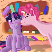 Back At the Library by whatever4537