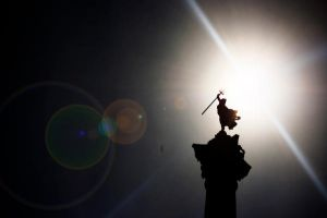 Statue of Victory by kooksgallery