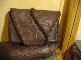 Sewing accessories pouch by taika-kim