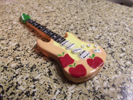 Apple Jack Guitar by Eyricat