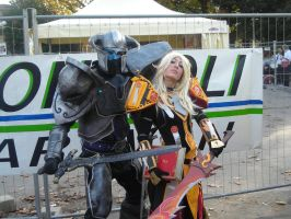 Warcraft at Lucca Comics 03 by AuraRinoa