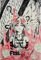 My brain tries to escape #17 by Maynd-Twisted-Potion