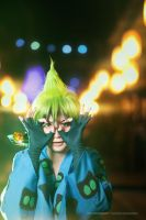 Ao no Exorcist by zonlee