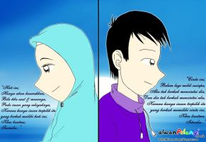 The love is not mine yet.. by putrazmi91