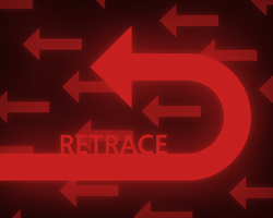 Track art for 'Retrace' by ReFreezed