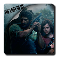The Last of Us icon 2 by dejuanito