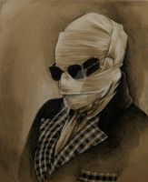 The Invisible Man by SepiaDreamscape