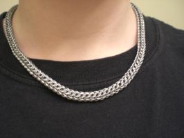 Full Persian Necklace by Stencilations