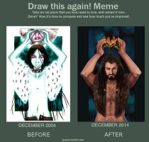 -Draw this again 10 years- by obsceneblue