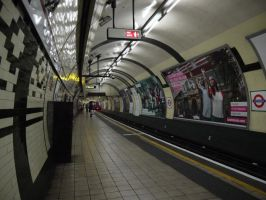 tube station by density-stock