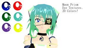Moon Prism Eye Texture Pack by SoganaxSaeki